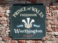 Prince of Wales Inn Sign