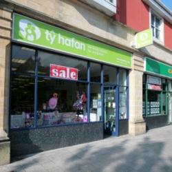 Ty Hafan Shop, Maesteg
