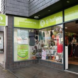 Ty Hafan Shop, Cardiff, Albany Rd