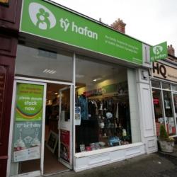 Ty Hafan Shop, Cardiff, Merthyr Rd